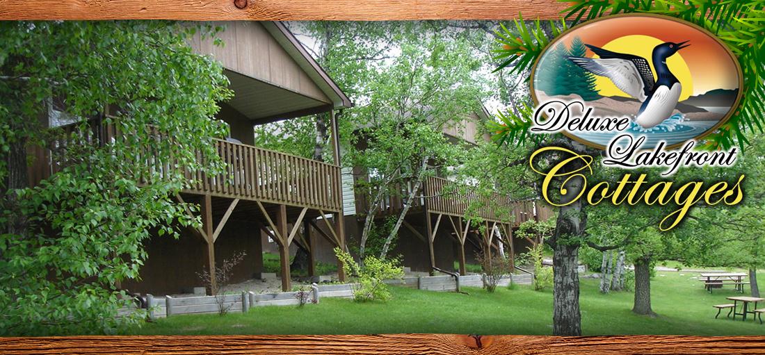 Big Whiteshell Lodge Slide Cabins