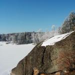 Big Whiteshell Lodge Tranquility Rock 2