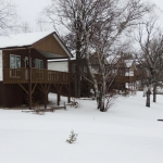 Big Whiteshell Lodge Winter Cabins