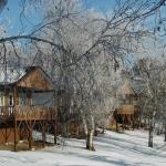 Big Whiteshell Lodge Winter Cabins