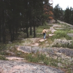 Hiking to Horseshoe Lake in the Whiteshell